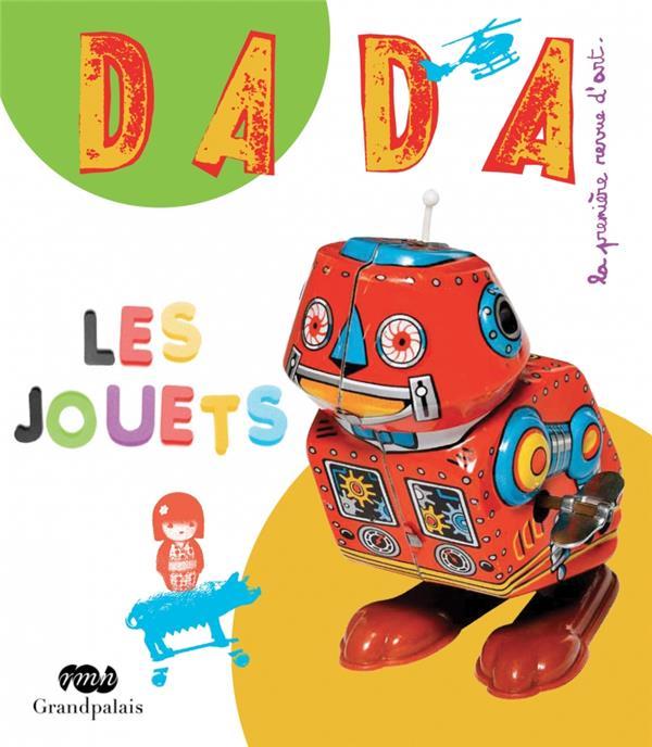 Revue dada ; les jouets