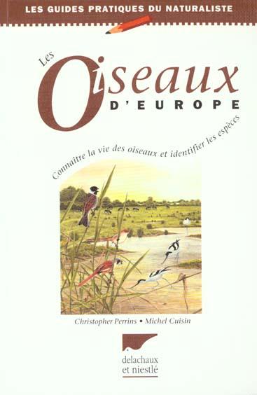 Oiseaux d'europe (les)