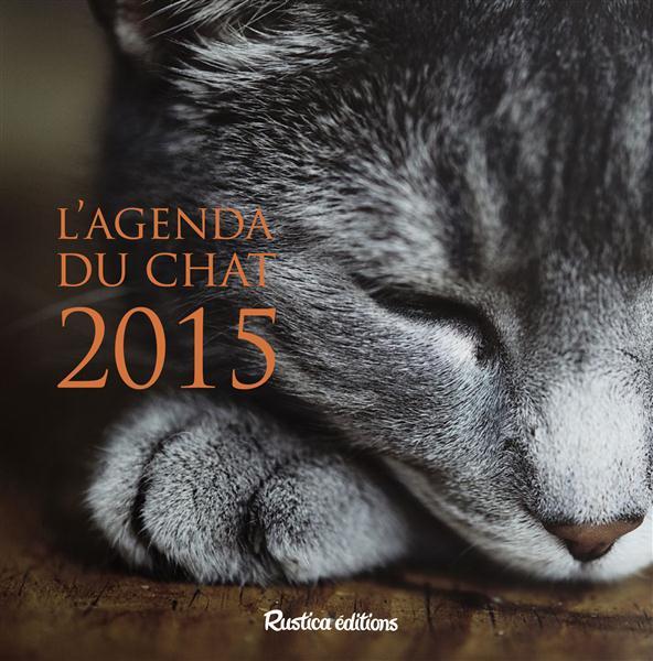 L'agenda du chat 2015