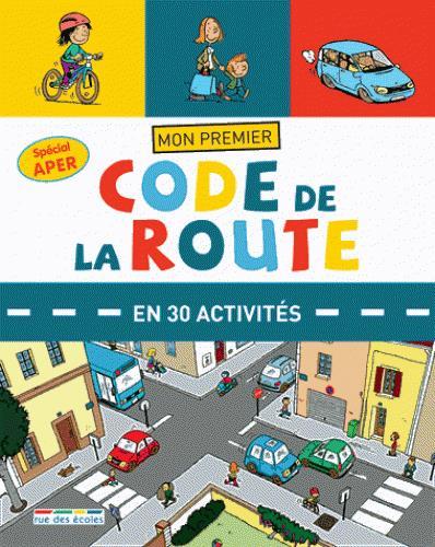 Mon premier code de la route en activités