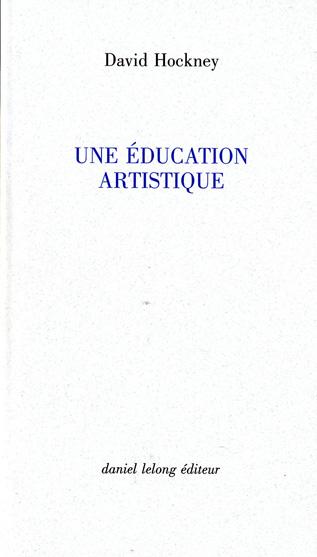 Une education artistique
