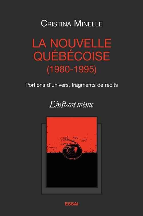 La nouvelle québécoise (1980-1995)