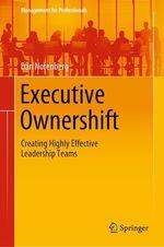 Executive Ownershift  - Dan Norenberg