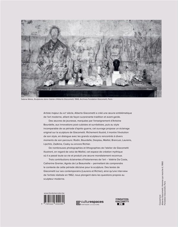 Alberto Giacometti ; entre classicisme et avant-garde
