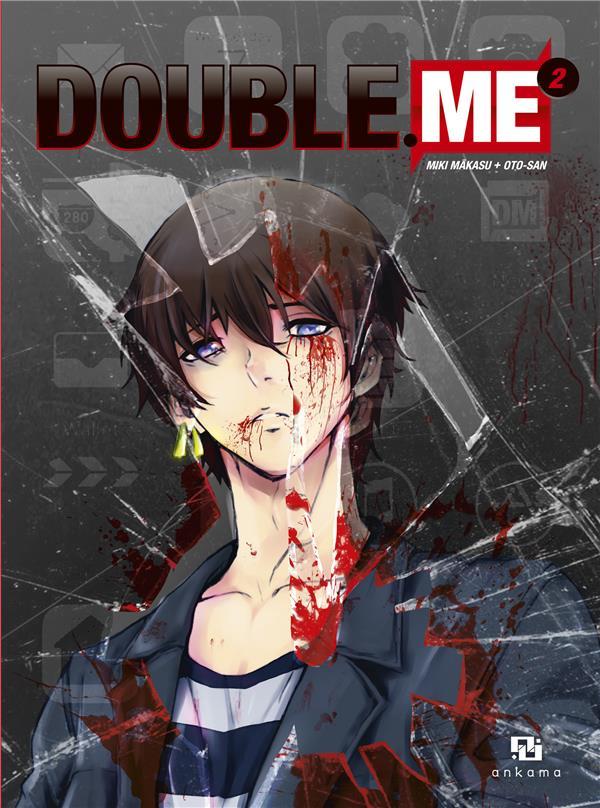DOUBLE ME T.2 MAKASU/OTO