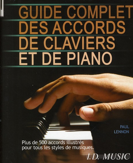 Guide complet des accords de claviers et de piano