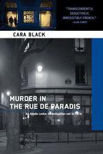 Vente Livre Numérique : Murder in the Rue de Paradis  - Cara Black