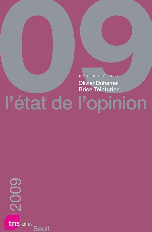 L'état de l'opinion 2009