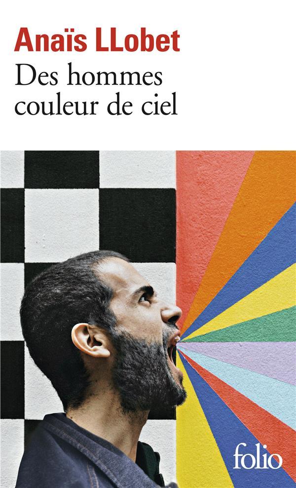 DES HOMMES COULEUR DE CIEL