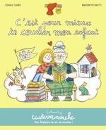 Vente Livre Numérique : Casterminouche - C'est pour mieux te coucher mon enfant  - Coralie Saudo
