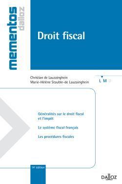 Droit Fiscal (14e Edition)
