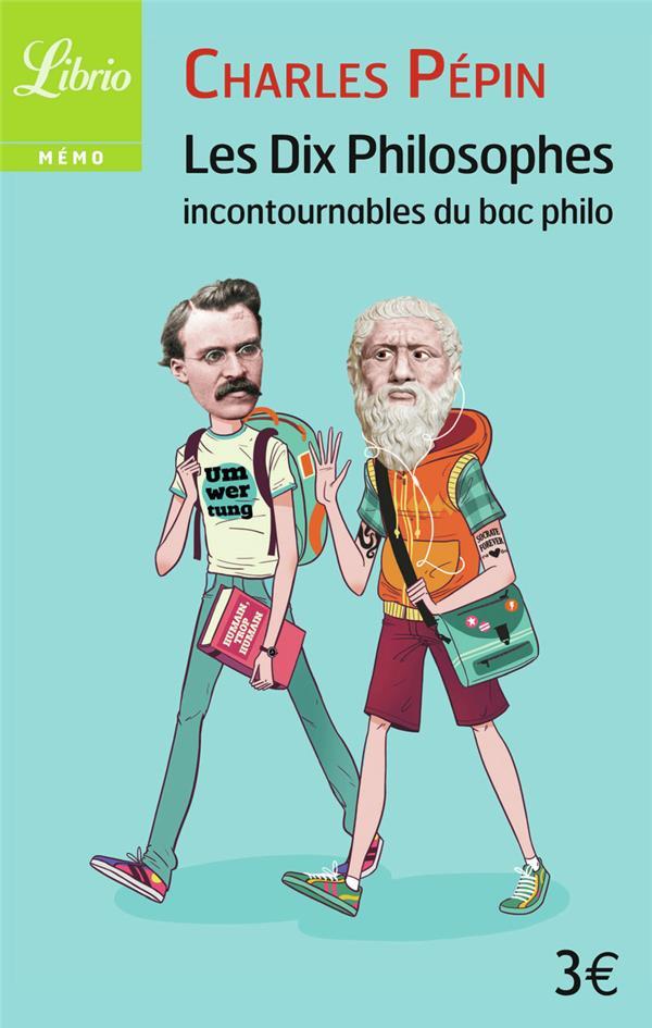 Les Philosophes Incontournables Du Bac
