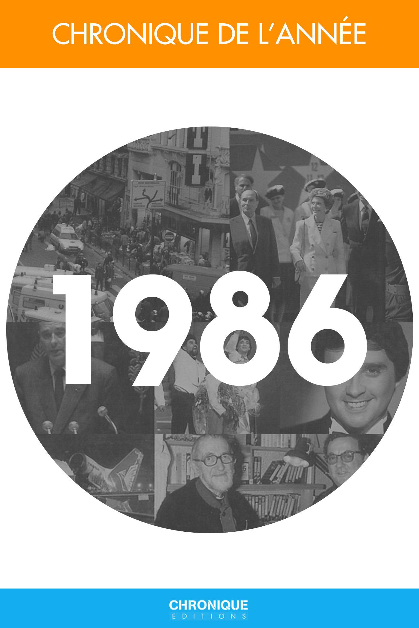 Chroniques de l'annee 1986