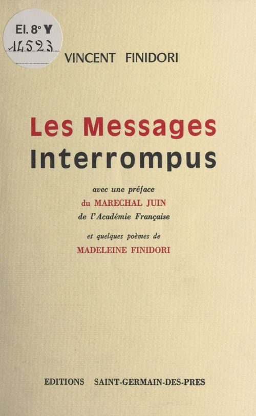 Les messages interrompus