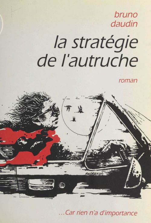 Strategie autruche