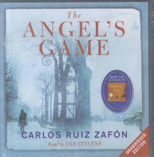 The angel's game audio cd - unabridged