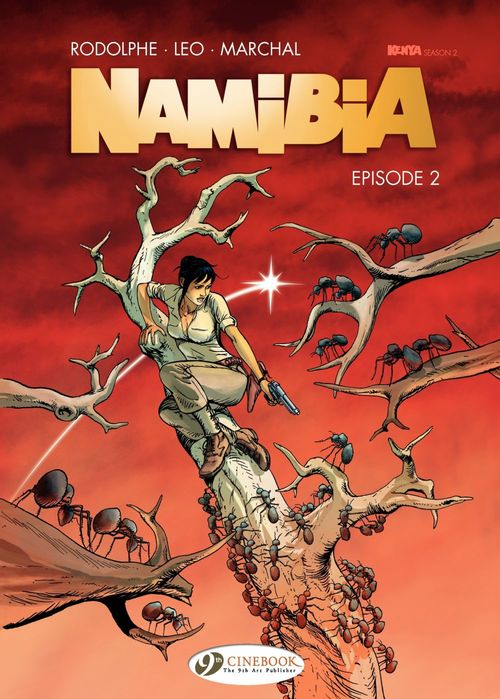 Namibia t.2 ; épisode 2