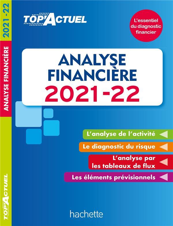 top'actuel ; analyse financière (édition 2021/2022)