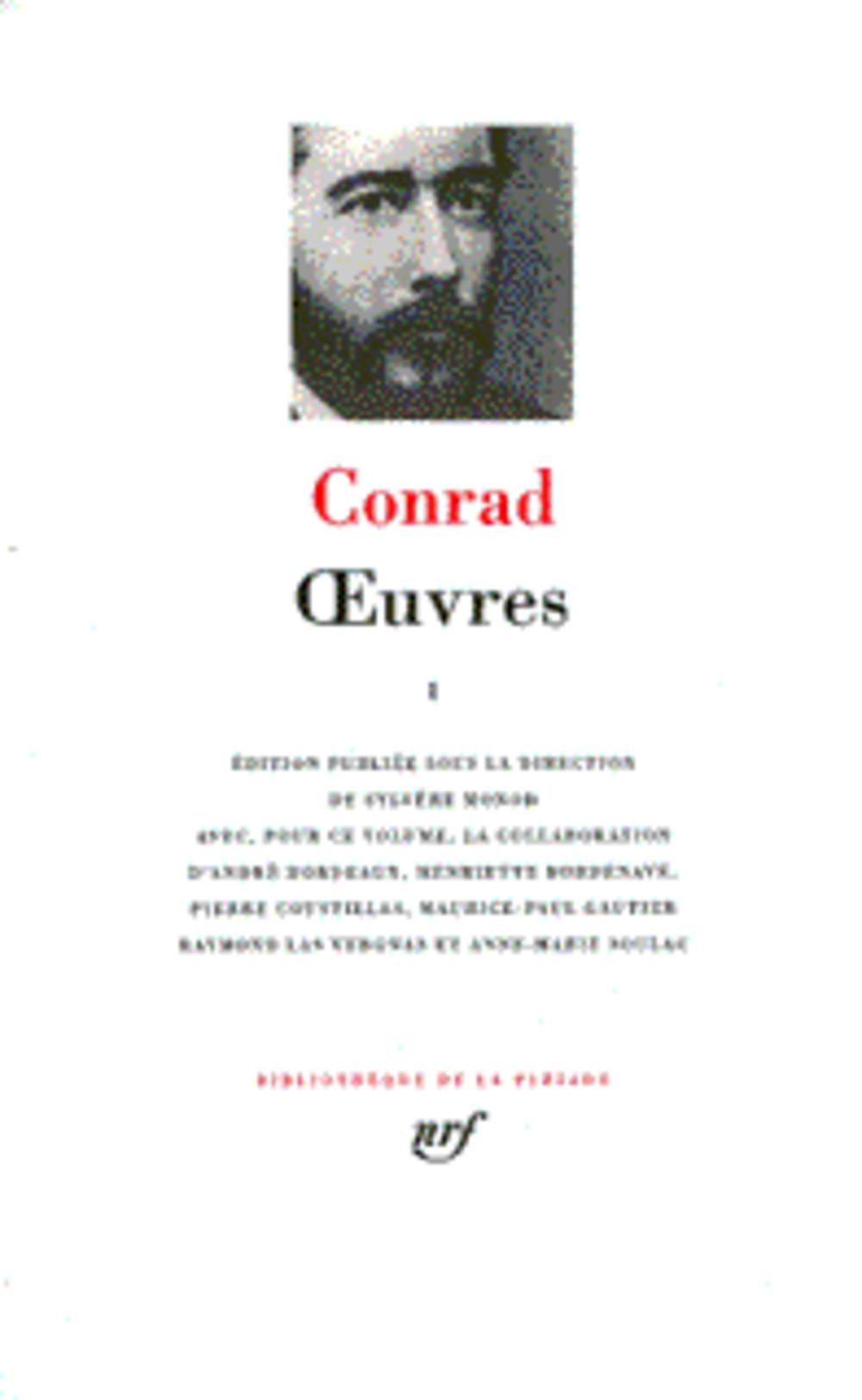 CONRAD, JOSEPH - OEUVRES T.3