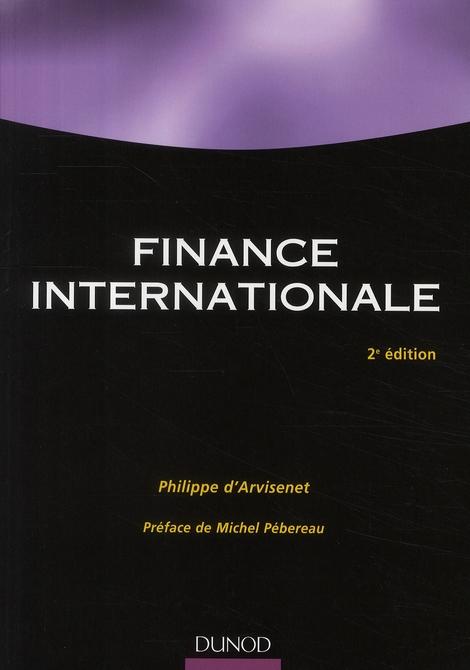 Finance Internationale - 2eme Edition