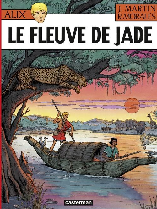 Alix (Tome 23) - Le Fleuve de Jade