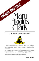 Vente EBooks : La Nuit du renard  - Mary Higgins Clark