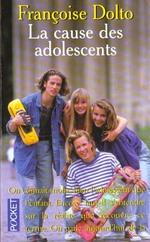 Couverture de La cause des adolescents