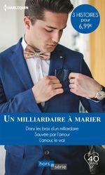 Vente Livre Numérique : Un milliardaire à marier  - Lucy Gordon - Margaret Way