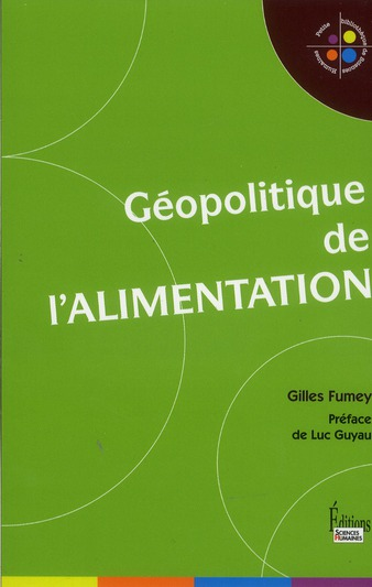 Geopolitique De L'Alimentation