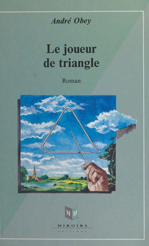 Le joueur de triangle