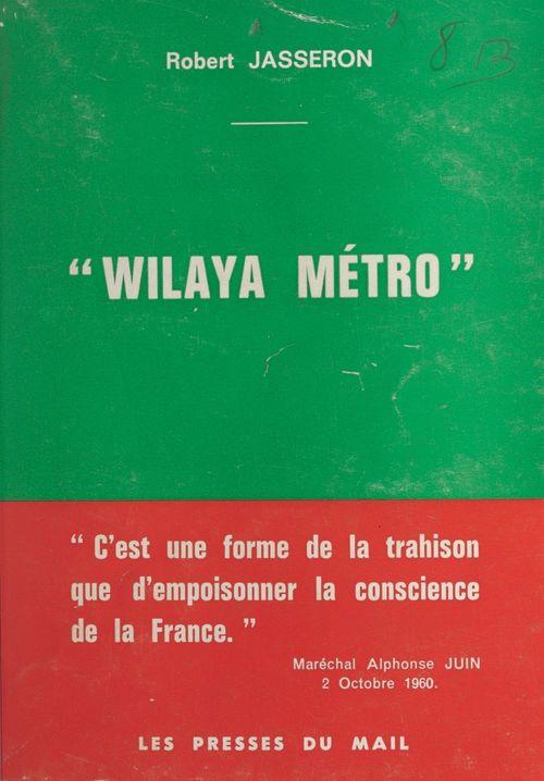 Wilaya métro