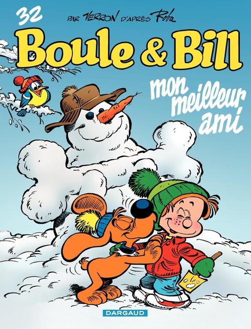 Boule & Bill t.32 ; mon meilleur ami