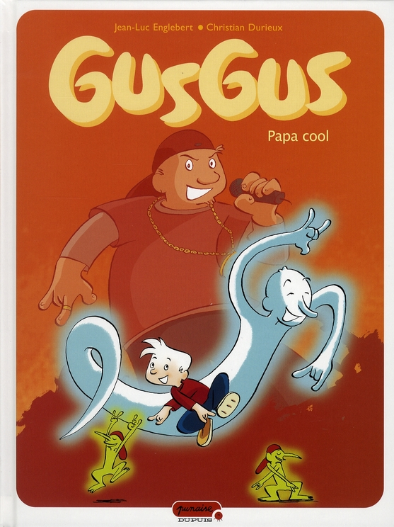 Gusgus t.2 ; papa cool