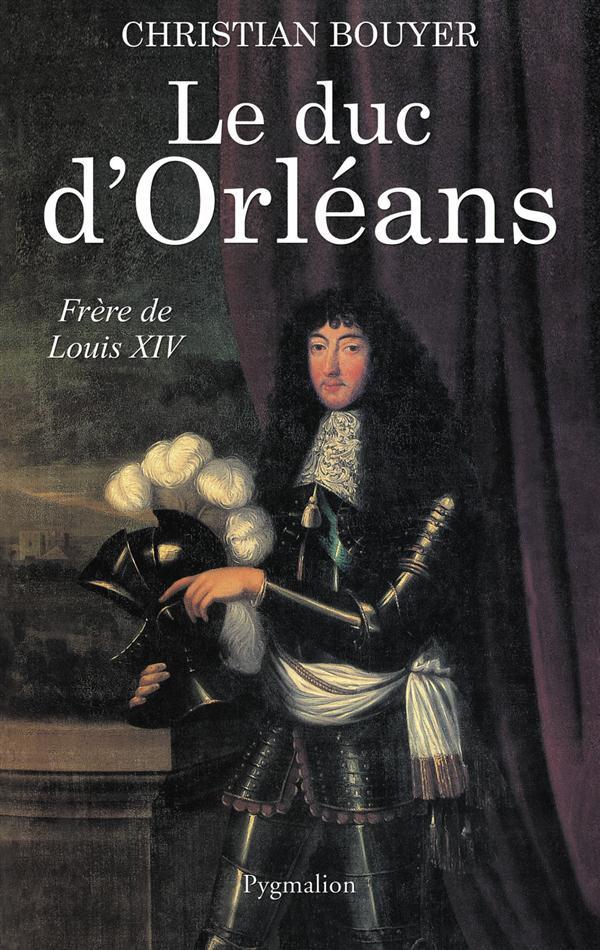 le duc d'orleans - frere de louis xiv