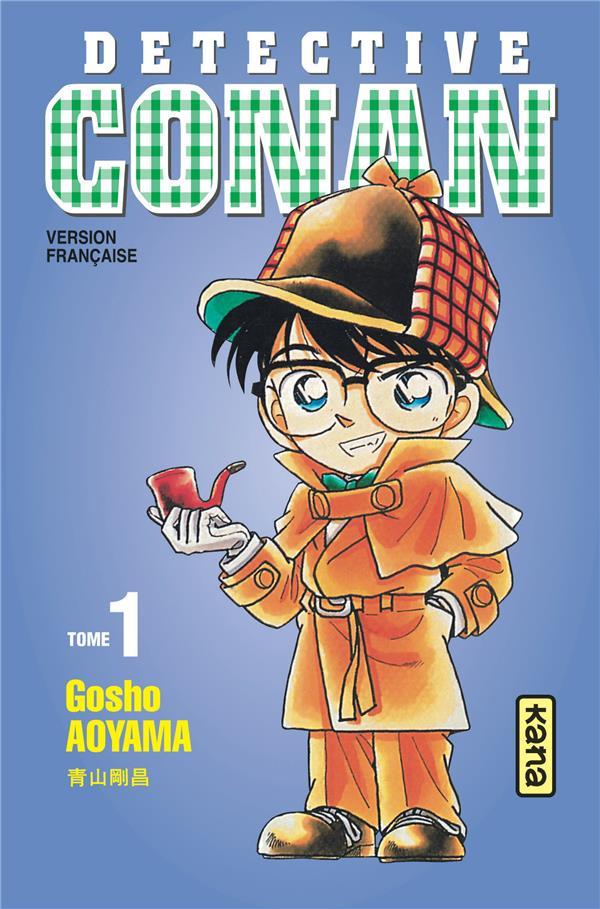 Detective Conan T1