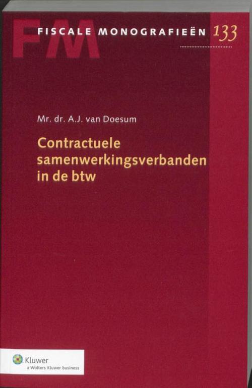 Contractuele samenwerkingsverbanden in de BTW