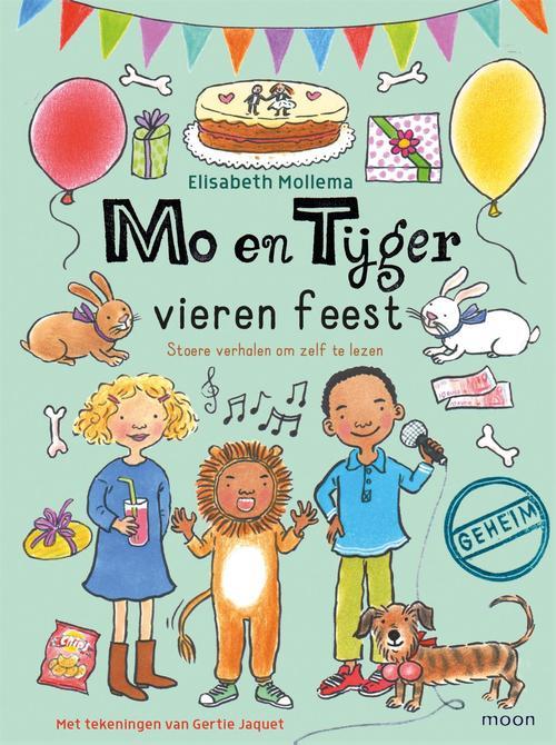 Mo en Tijger vieren feest