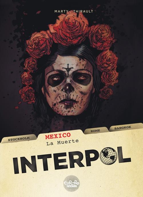 Interpol - Volume1 - Mexico - La Muerte
