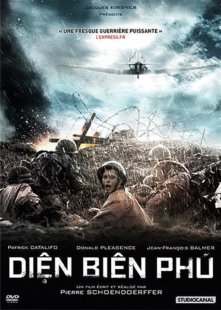 Dien Bien Phu - Schoendoerffer Pierre - Studiocanal - DVD - Potemkine PARIS