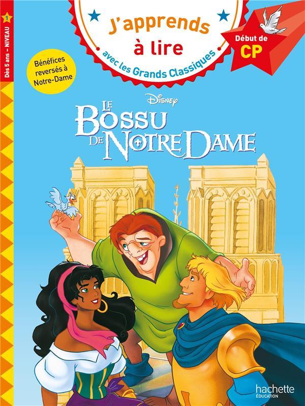 Le Bossu de Notre-Dame ; CP ; niveau 1