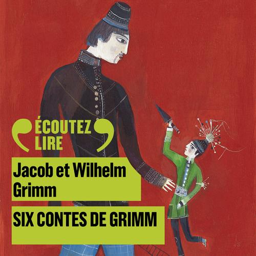 Vente AudioBook : Six contes de Grimm  - Jacob Grimm  - Wilhelm Grimm
