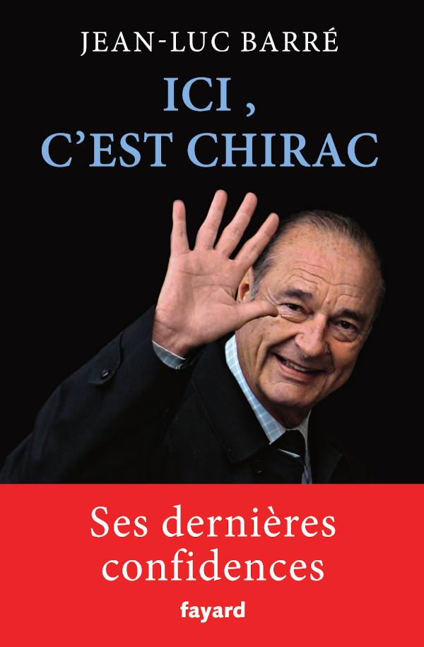 Ici, c'est Chirac