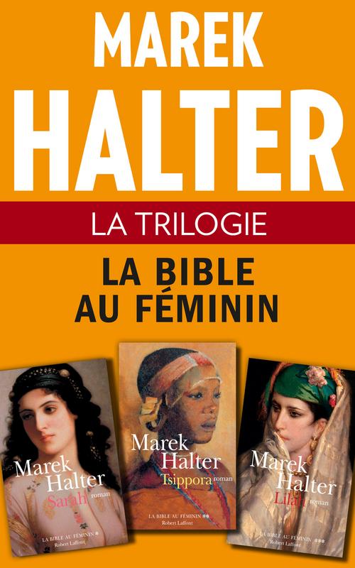 Vente EBooks : La Trilogie La Bible au féminin  - Marek Halter