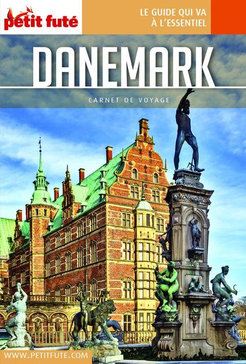 GUIDE PETIT FUTE ; CARNETS DE VOYAGE ; Danemarck (édition 2020)