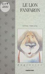 Vente Livre Numérique : Le Lion fanfaron  - Carl Norac - Frédéric Du Bus
