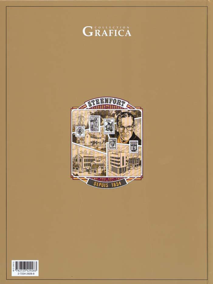 Les maîtres de l'Orge t.8 ; les Steenfort