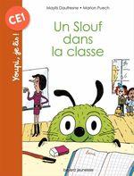 Vente Livre Numérique : Un slouf dans la classe  - Maylis Daufresne