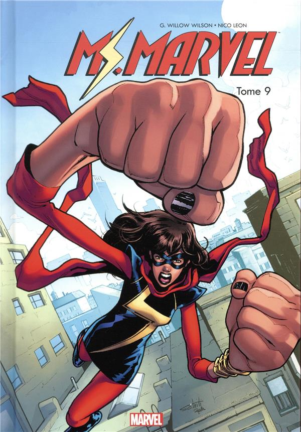 Ms. Marvel T.9