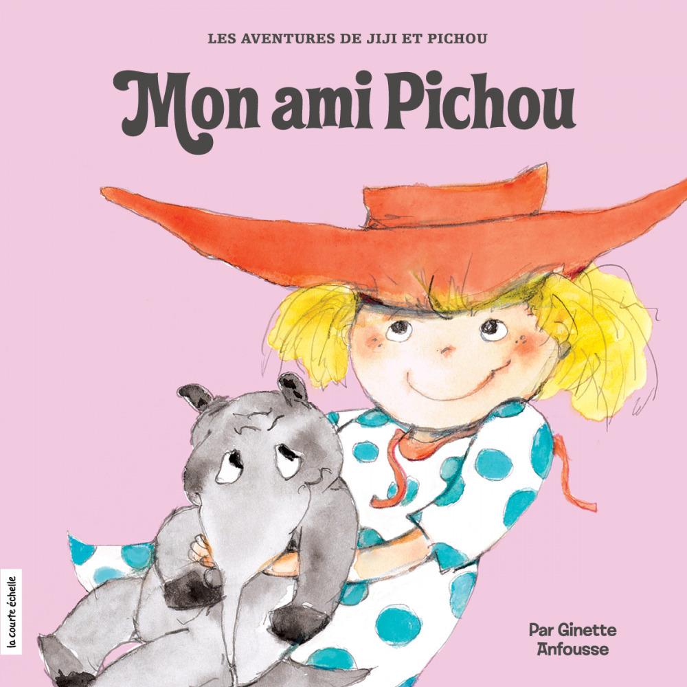 Jiji et Pichou t.1 ; mon ami Pichou