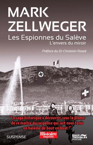 L'ENVERS DU MIROIR - LES ESPIONNES DU SALEVE T1 (P